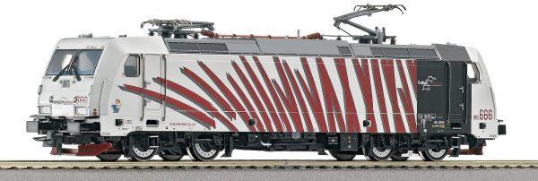 Roco 62705   Electric Locomotive series 185.5, Lokomotion
