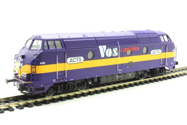 Roco 62776  Diesel Locomotive ACTS 6700