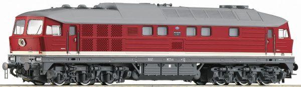 Roco 52463  Diesel Locomotive class 142, DR (DCC w/Sound)