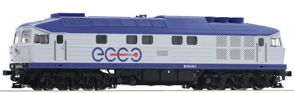 Roco 52467  Diesel Locomotive class 232, Ecco Rail (DCC w/Sound)