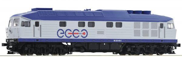 Roco 52466  Diesel Locomotive class 232, Ecco Rail