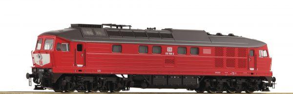 Roco 52507  Diesel Locomotive class 232, DB AG (DCC w/Sound)