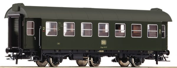 Roco 54291  2nd class passenger car, DB