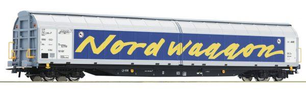 Roco 67318  Sliding wall box wagon, SJ