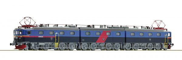 Roco 72648  Electric locomotive Dm3, SJ (DCC w/Sound)