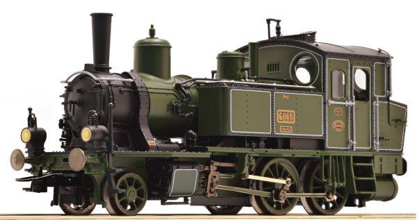 Roco 73053  Steam locomotive type Pt 2/3, K.Bay.Sts.B (DCC w/Sound)