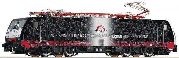 Roco 73107  Electric locomotive 189 997-0, MRCE/TX Logistik (DCC w/Sound)