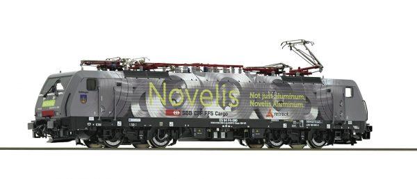 Roco 73626 Electric locomotive class 189, MRCE