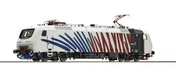 Roco 73679  Electric locomotive EU 43-007, Lokomotion