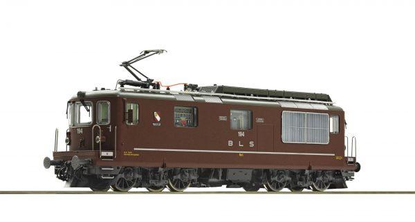 Roco 73782  Electric locomotive Re 4/4 194, BLS
