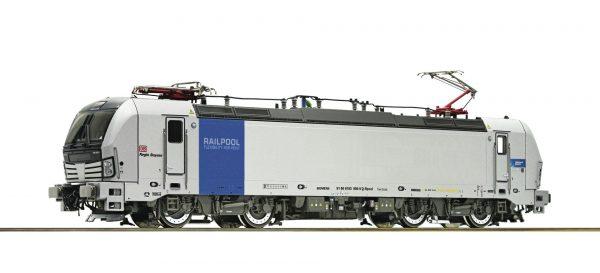 """Roco 73934  Electric locomotive 193, """"Railpool"""" (DCC w/Sound)"""
