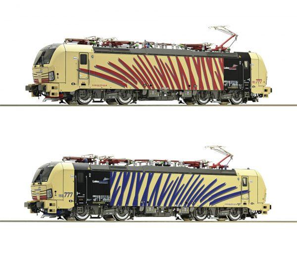 Roco 73942  Electric locomotive BR 193, Lokomotion (DCC w/Sound)