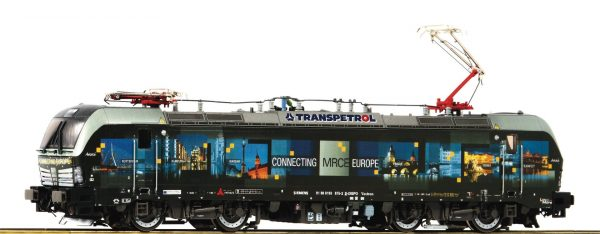 Roco 79987  Electric locomotive 193 875-2, MRCE (AC Digital w/Sound)