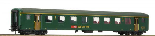 Roco 74569  1st class fast train coach EW II, SBB