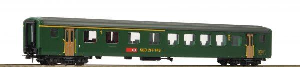 Roco 74570  1st/2nd class fast train coach EW II, SBB