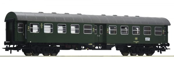 Roco 74576  2nd class passenger conversion car, DB