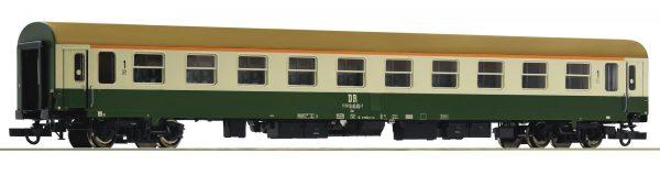 Roco 74800  1st class express train passenger coach, DR