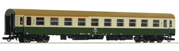 Roco 74801   1st/2nd class express train passenger coach, DR