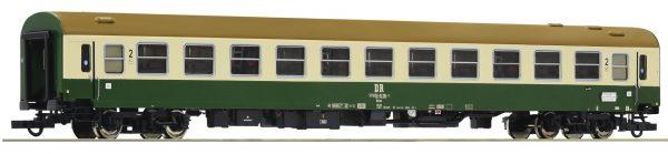 Roco 74804   2nd class couchette coach, DR