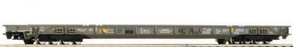 "Roco 76344  Low floor intermediate wagon ""Rollende Landstrasse"", HUPAC"