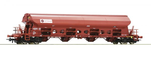 Roco 76412  Swing roof hopper wagon, ERMEWA