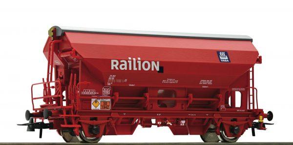 Roco 76579  Swing roof wagon, DB AG