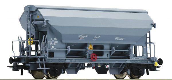 Roco 76582  Swing roof wagon, SBB