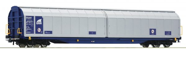 Roco 76716  Sliding wall wagon, ERR
