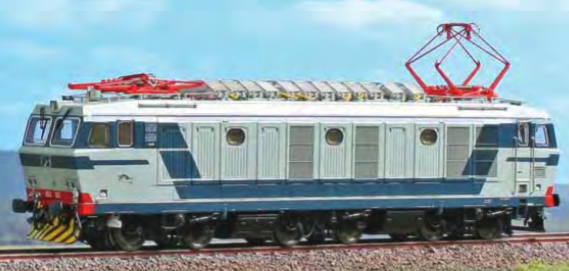 ACME 60495  Electric locomotive FS E.652