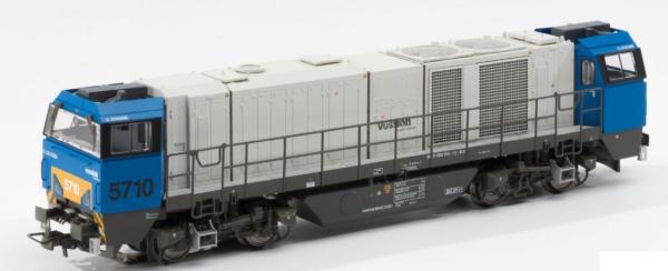 B-Models 3023.02  Diesel Locomotive 5710 G2000, SNCB  (DCC)