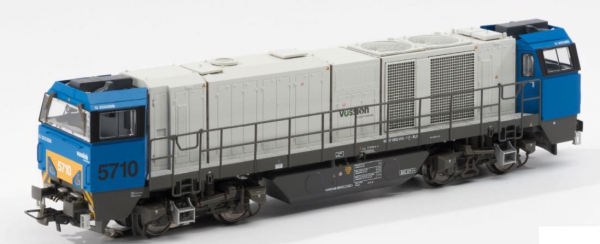 B-Models 3023.04  Diesel Locomotive 5710 G2000, SNCB (AC Digital)