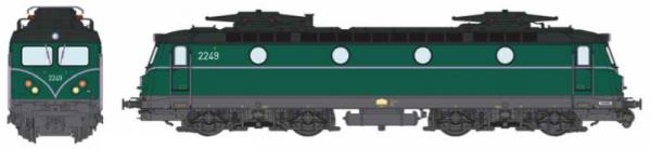 B-Models  VB3306.02  Electric locomotive class 22, SNCB  (AC Digital)