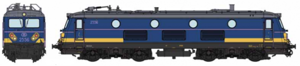 B-Models  VB3105.07  Electric locomotive class 25, SNCB (DCC w/Sound)