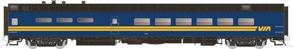 Rapido Trains 124010  Pullman-Standard Lightweight Dining Car VIA Rail Canada