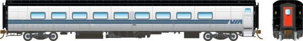 Rapido Trains 131105  VIA Rail Tempo Passenger Coach