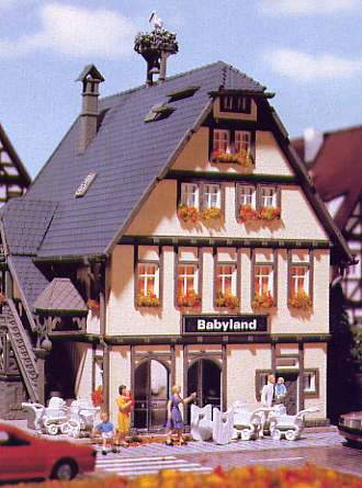 Vollmer 3661   Babyland Shop