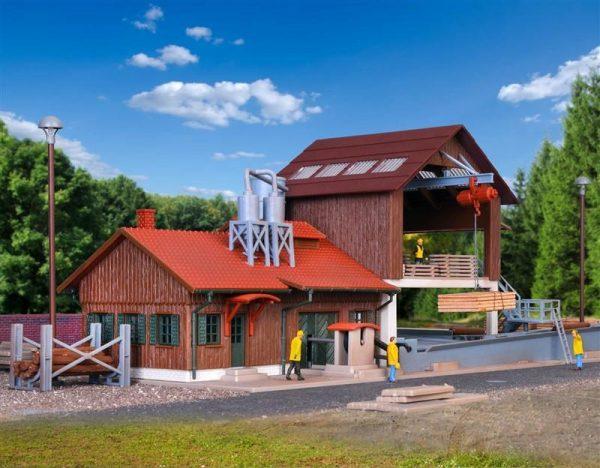 Vollmer 3797   Sawmill
