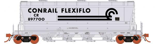 Rapido Trains  ACF PD3500  Flexi Flo: CR Billboard Repaint 996H #897777