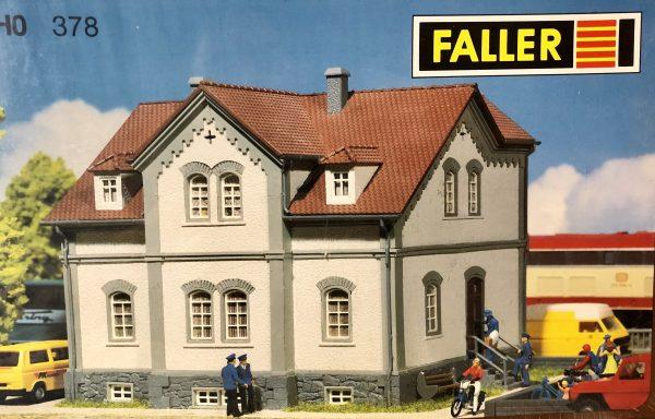 Faller 378  Hostel