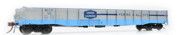 "Rapido Trains 50045A  52' 6"" Mill Gondola Union Carbide"