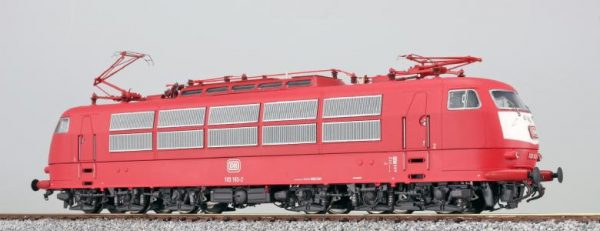 ESU 31172  Electric Locomotive class 103, DB (Digital Sound+Smoke, DC/AC)