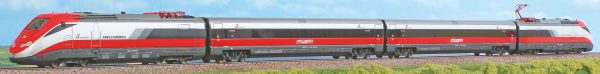 ACME 70100  ETR 500 - 12-pcs Frecciarossa High Speed train Set