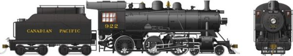 Rapido train 602001 steam