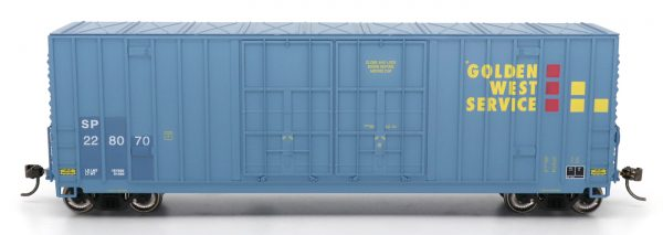 InterMountain Railway 4133010-06 Golden West Gunderson 50' Hi-Cube Box