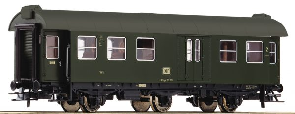 Roco 54293  2nd class passenger car with luggage compartment, DB