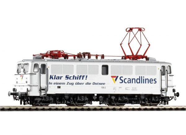 Piko 51056  Electric locomotive BR 109 Scandlines
