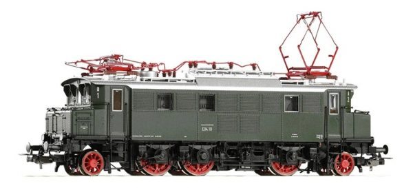 Piko 51007  Electric locomotive E 04 of the DB