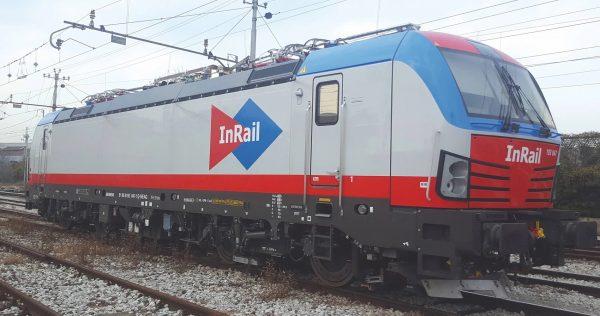 Piko 59193  Electric locomotive Vectron 193 InRail