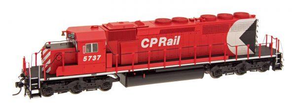 Intermountain Railway 49346S  Diesel Locomotive SD40-2 CP (DCC w/Sound)