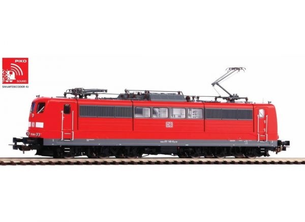 Piko 51308 Electric locomotive BR 151 of the DB AG (DCC w/Sound)